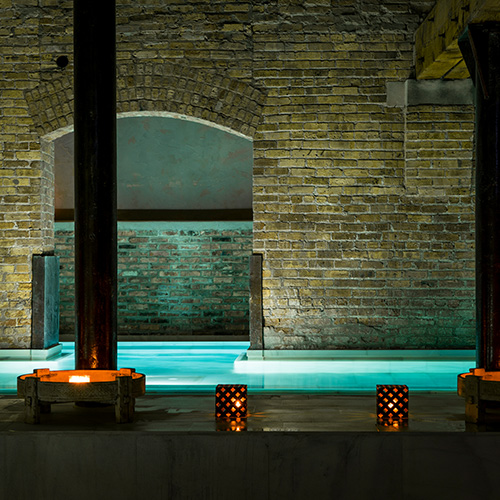 The Ancient Thermal Bath & 30' Relaxing Massage