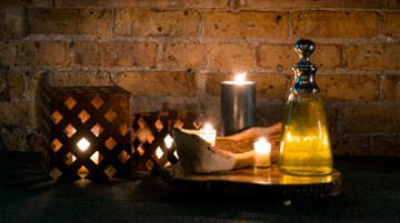 The Olive Essence Ritual
