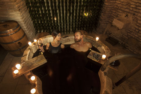 Red Wine Soak: Valentine's Edition-Experience for two